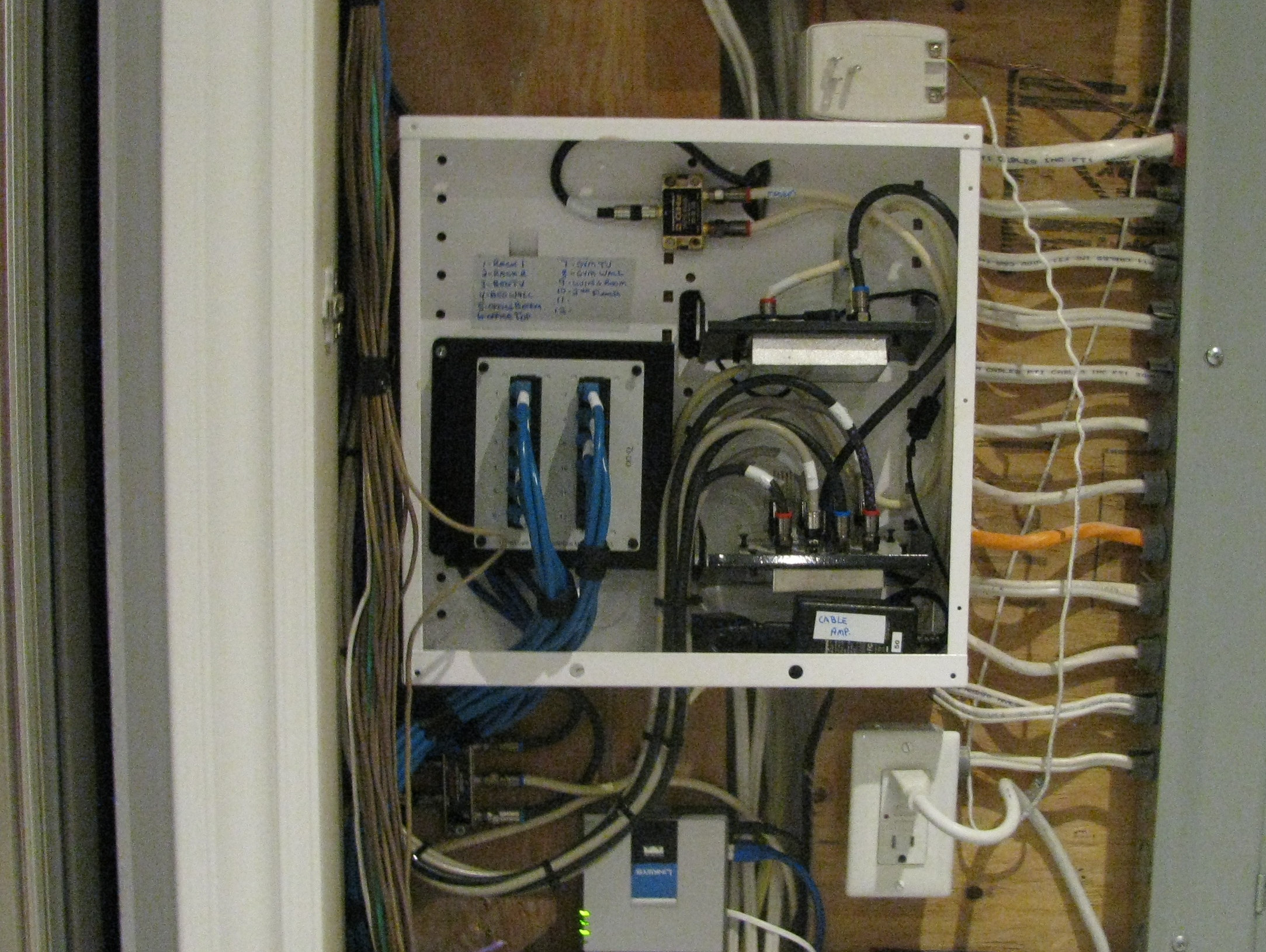 Structured Wiring Custom It Network Service Connect Sense Technology We Wire Your Home For Now And The Future